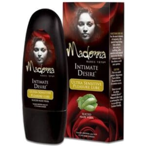 Madonna Pleasure Lube Sliced Aloe Vera